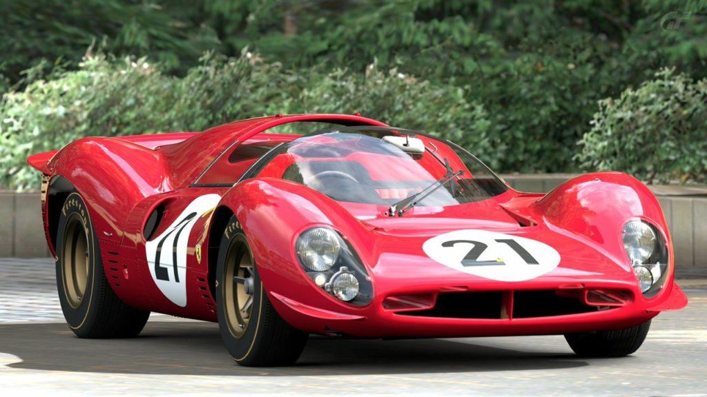 Самые дорогие машины - Ferrari 330 P4