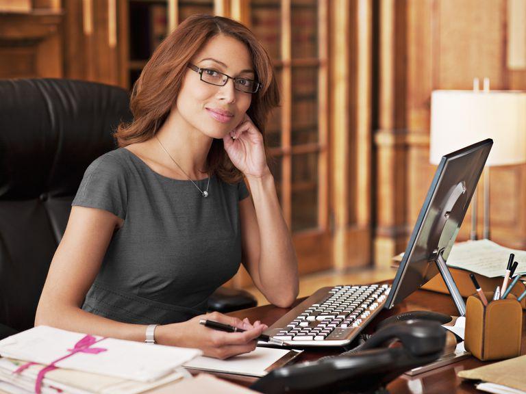 Востребованные профессии - Административный персонал
