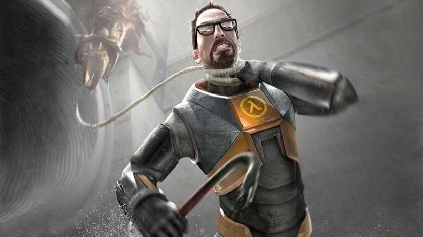 лучшие шутеры - Half-Life 2