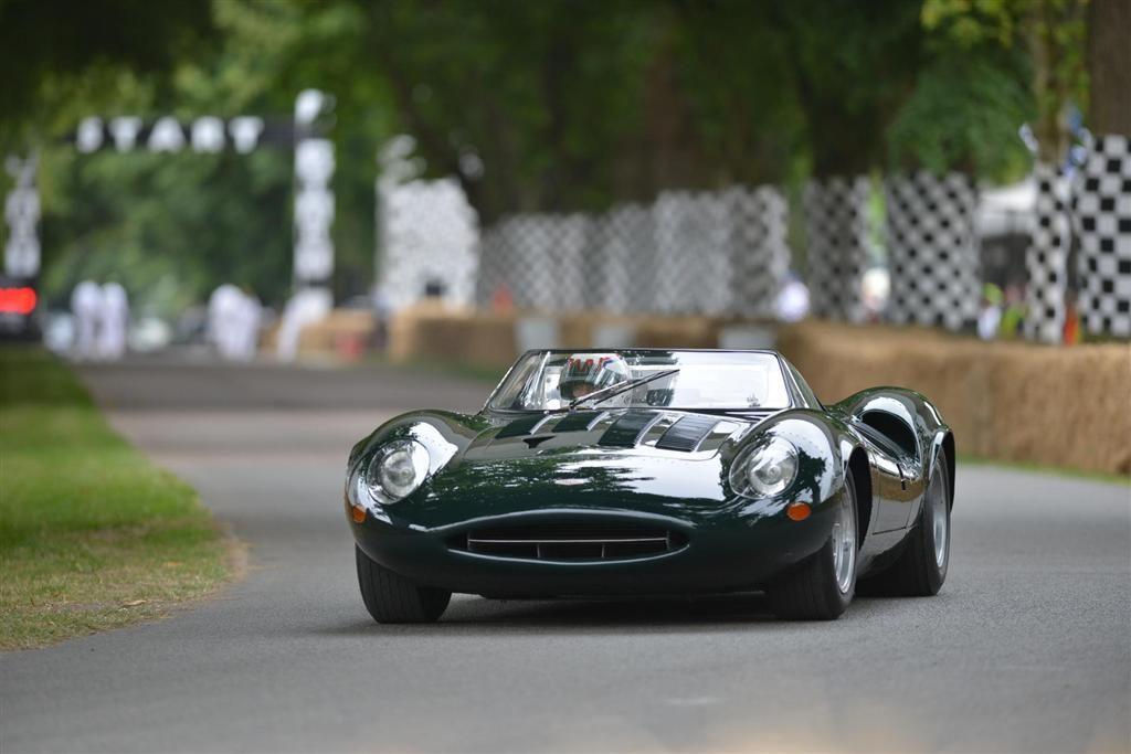 Самые дорогие машины - Jaguar XJ13