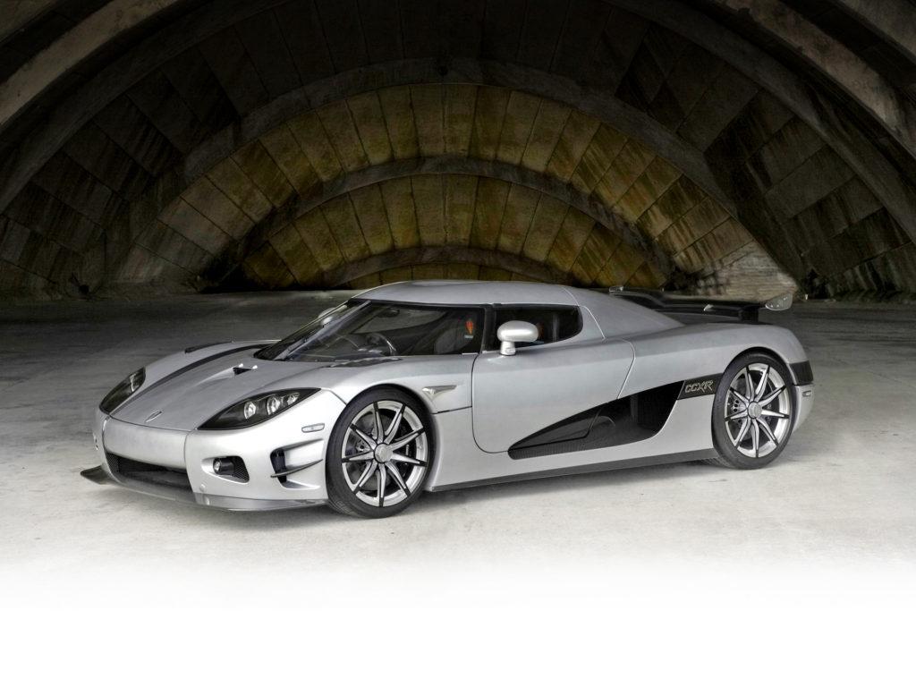 Самые дорогие машины - Koenigseqq CCXR Trevita