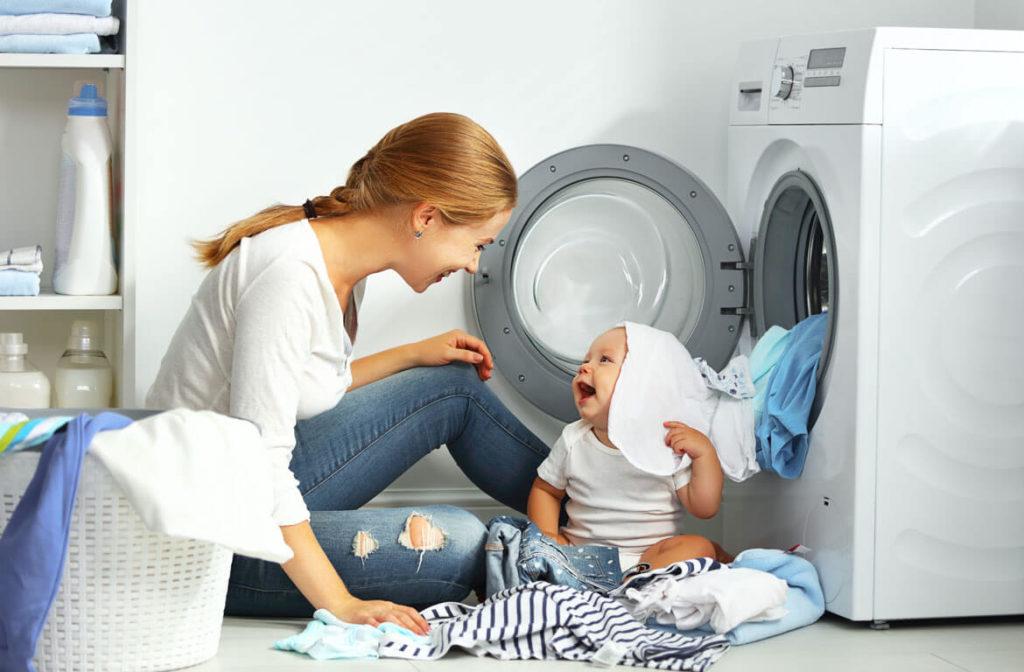 лучшие стиральные порошки автомат