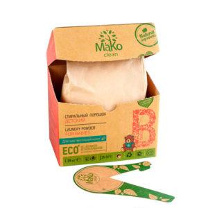 лучшие стиральные порошки для детей - Mako Clean