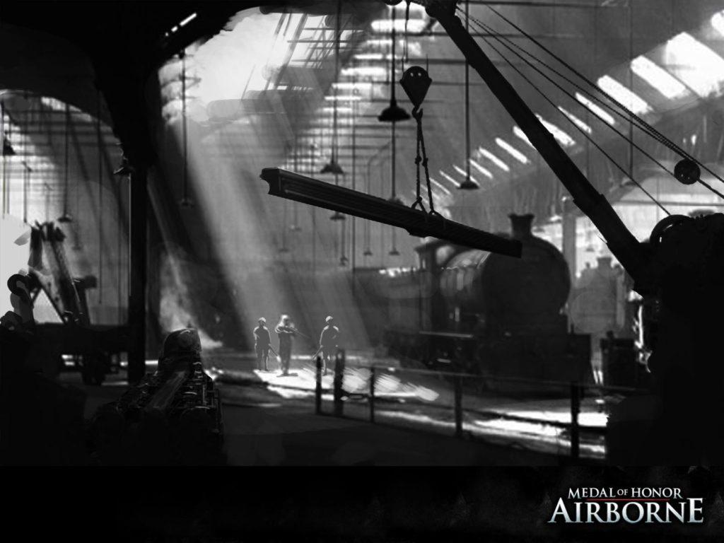 Лучшие игры о войне - Medal of Honor Airborne