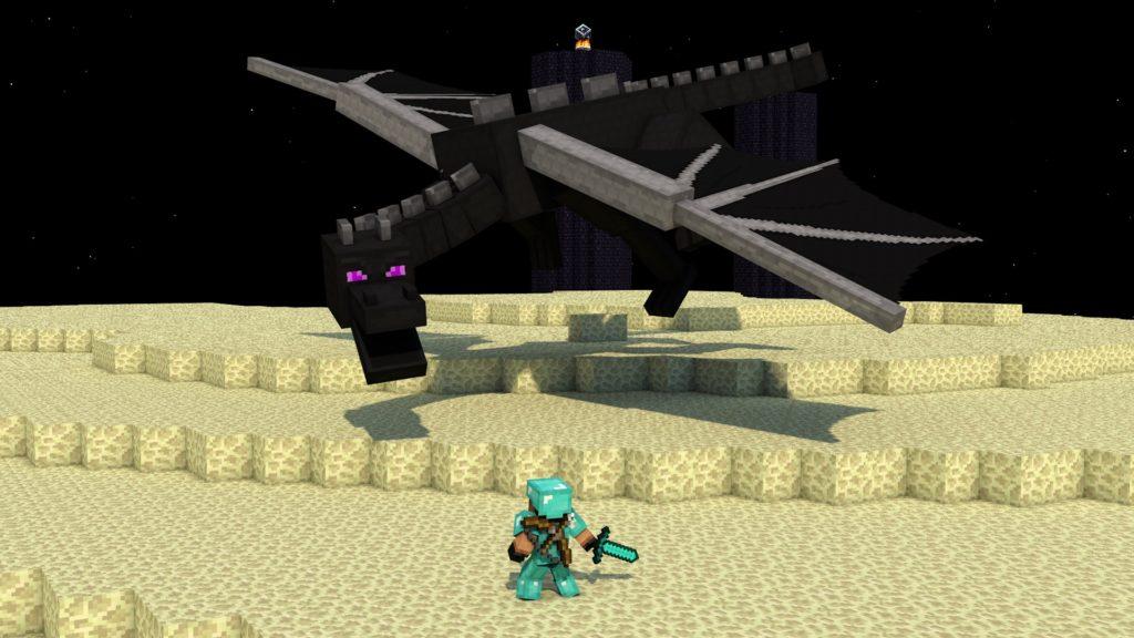 Лучшие игры про выживание - Minecraft