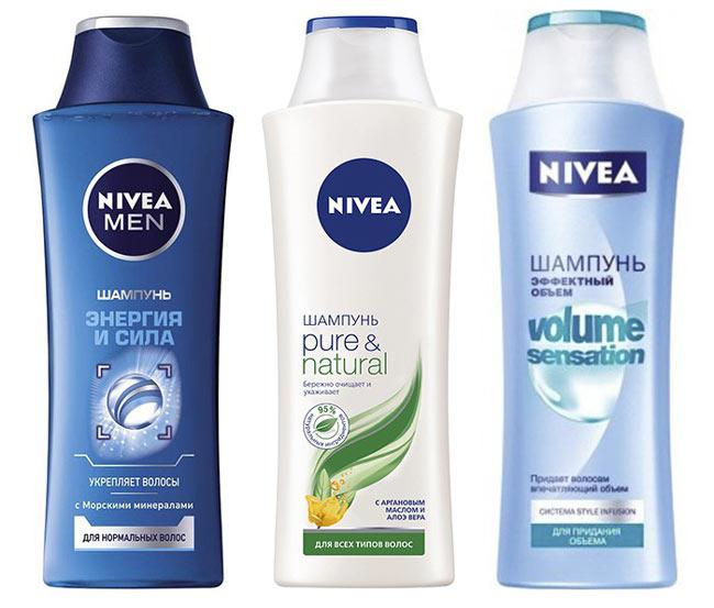 лучшие шампуни для волос