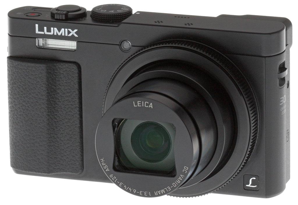 Лучшие фотоаппараты - Panasonic Lumix ZS50