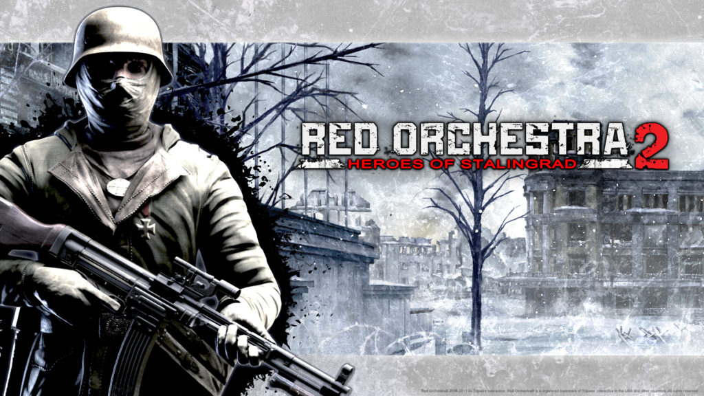 Лучшие игры о войне - Red Orchestra 2 Heroes of Stalingrad with Rising Storm