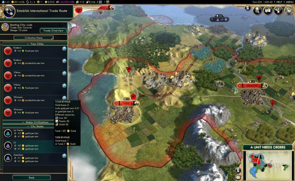 лучшие стратегии - Sid Meier's Civilization V