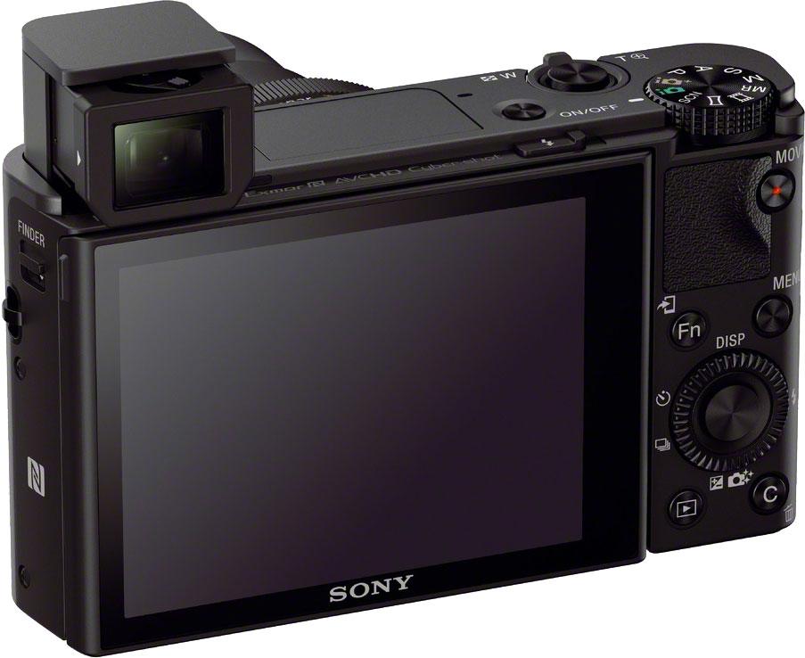 Лучшие фотоаппараты - Sony RX100