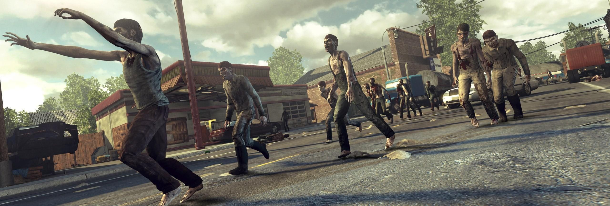 Лучшие игры про выживание - The Walking Dead Survival Instinct