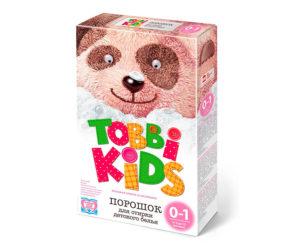 лучшие стиральные порошки для детей - Tobbi Kids