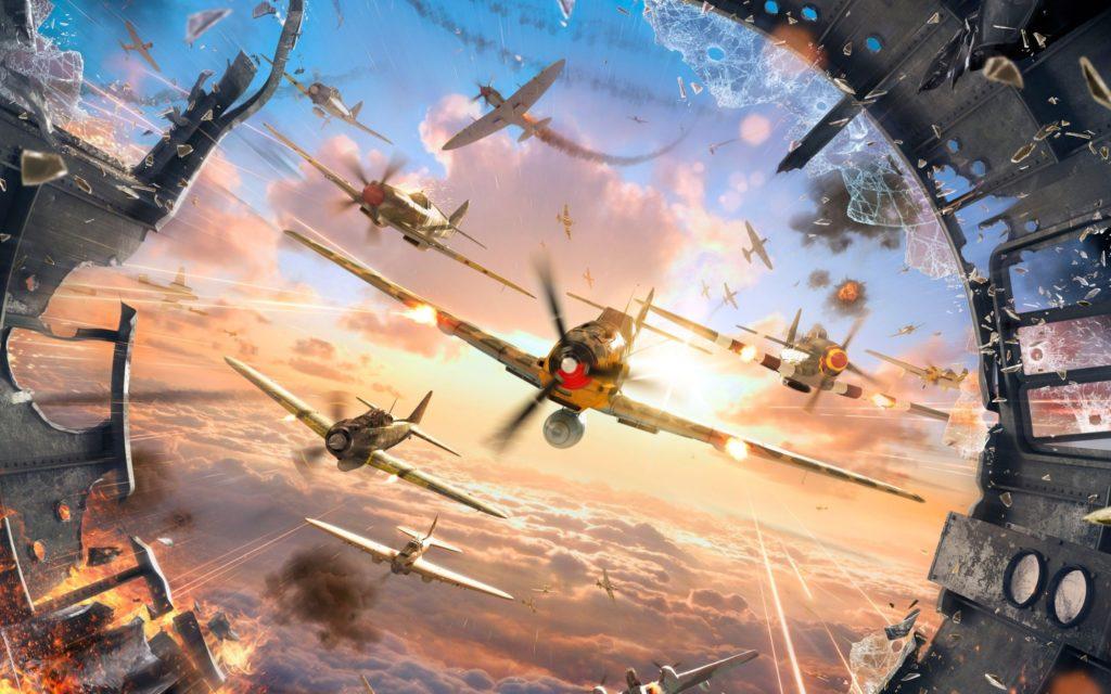 Лучшие симуляторы на ПК - World of Warplanes