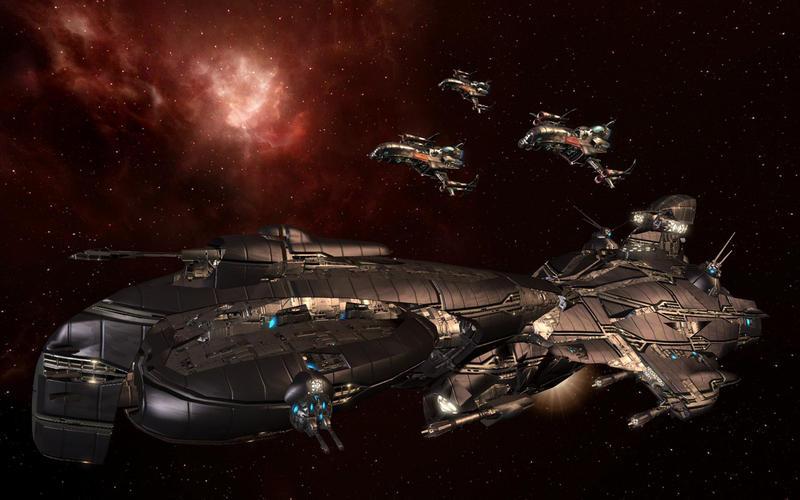 Лучшие симуляторы на ПК - X3 Terran Conflict