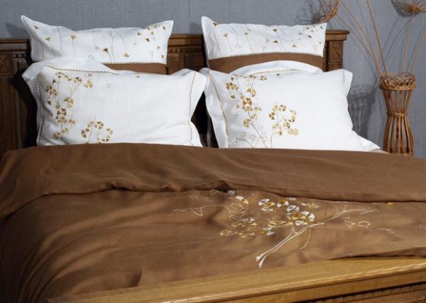 лучшие ткани для постельного белья - льняное постельное белье