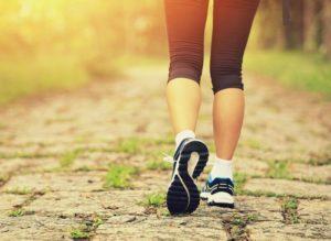 ходьба для похудения