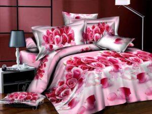 Лучшие ткани для постельного белья — ТОП-10