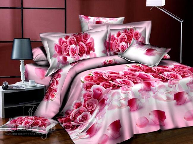 лучшие ткани для постельного белья - постельное белье из поплина
