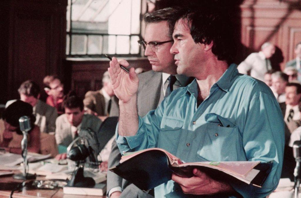 Лучшие фильмы с Кевином Костнером - Джон Ф. Кеннеди Выстрелы в Далласе