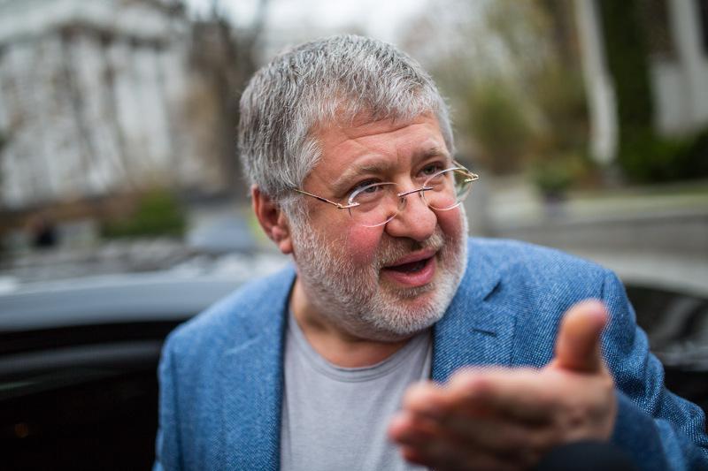 Самые богатые люди Украины - Игорь Коломойский