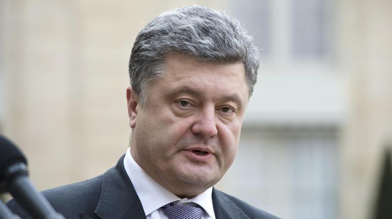 Самые богатые люди Украины - Петр Порошенко