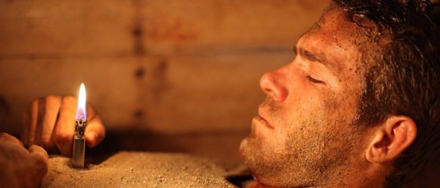 Лучшие фильмы с Раяном Рейнольдсом - Погребенный заживо
