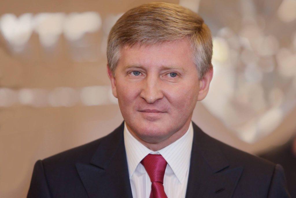 Самые богатые люди Украины - Ринат Ахметов