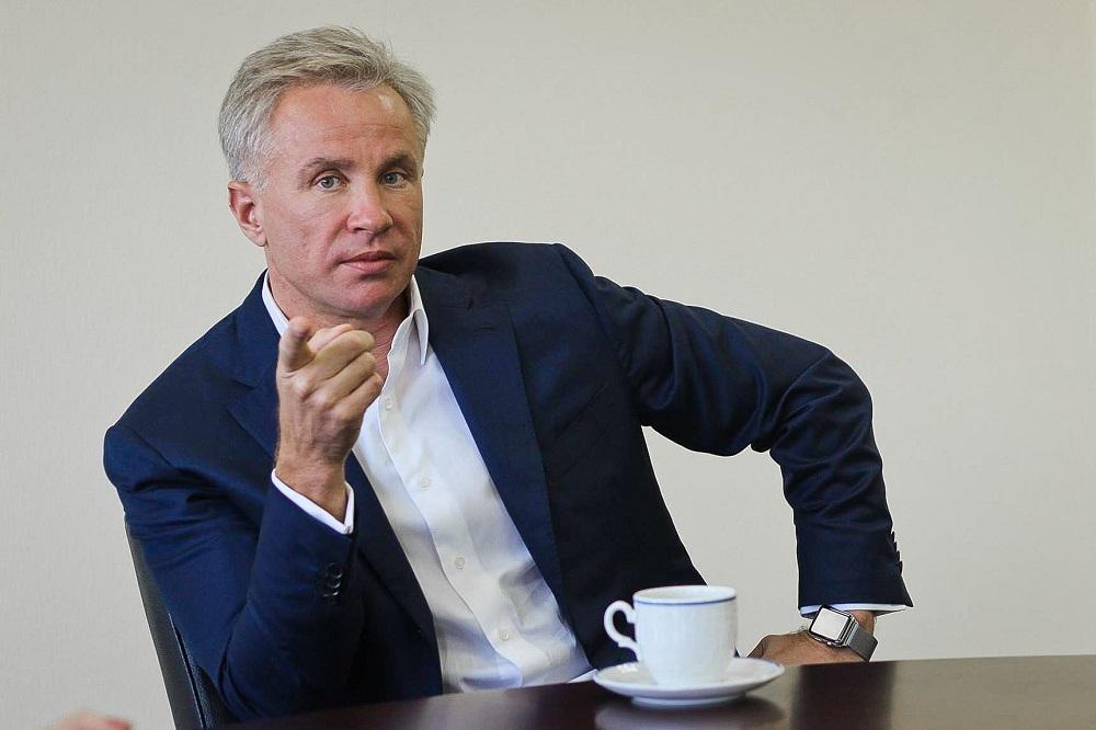 Самые богатые люди Украины - Юрий Косюк