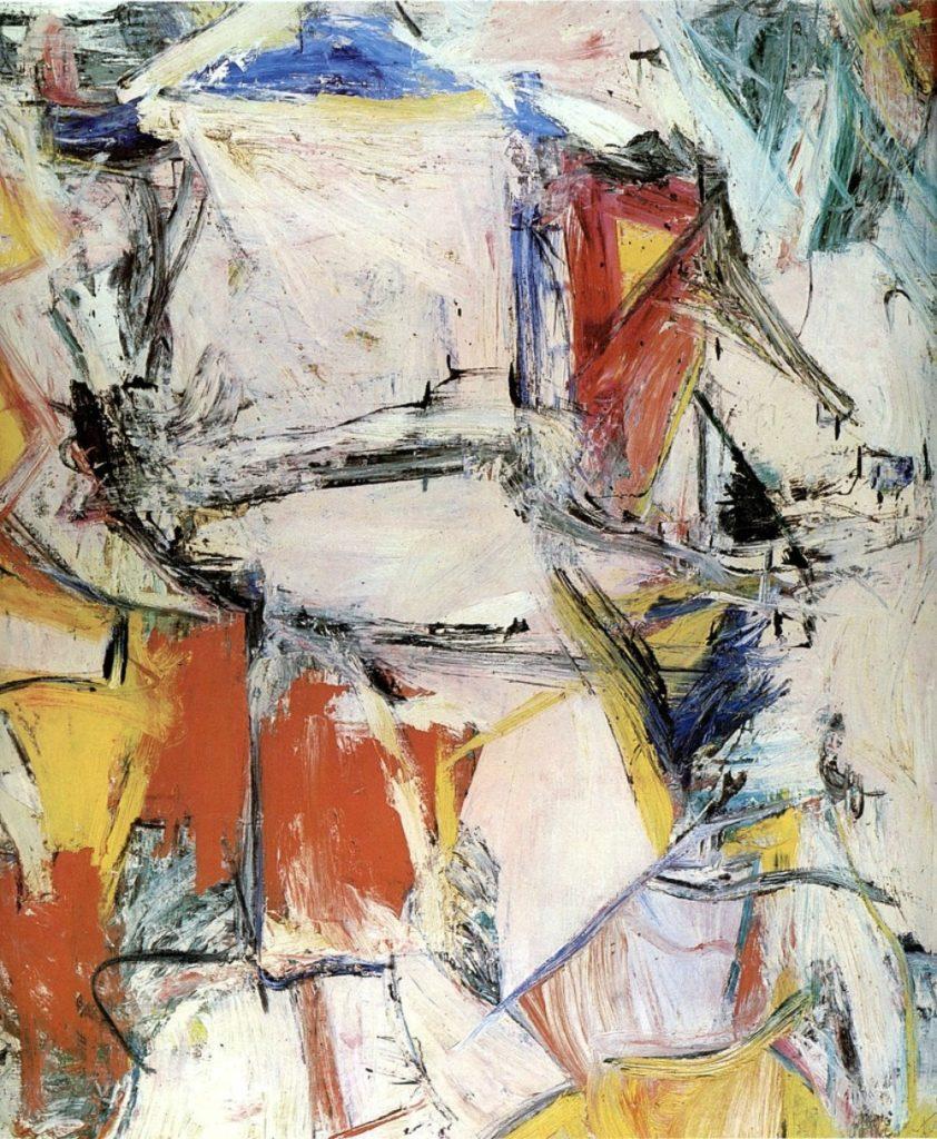 Самые дорогие картины мира - Виллем де Кунинг «Обмен»