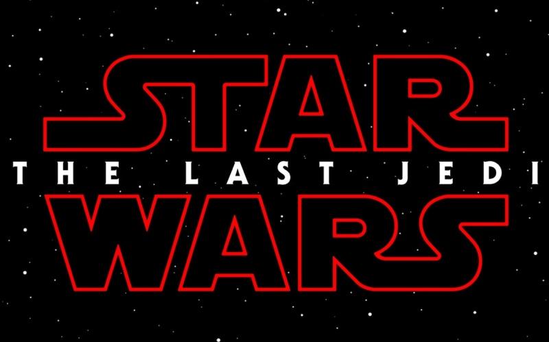 Анонсы фильмов 2017 года - Звёздные войны: Последние джедаи
