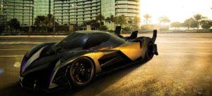 Самые быстрые автомобили за всю историю — ТОП-10