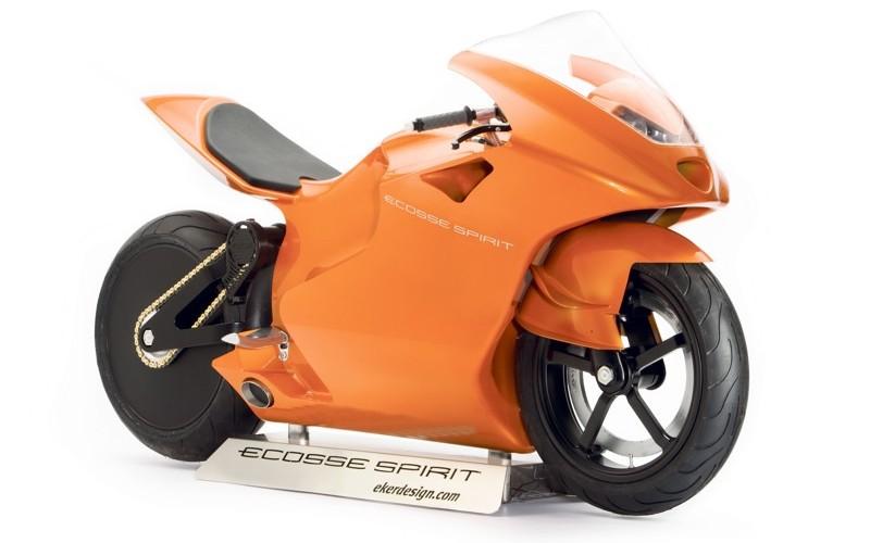 самые дорогие мотоциклы в мире - Ecosse Spirit ES1