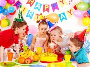 Идеи для детского дня рождения – ТОП-10