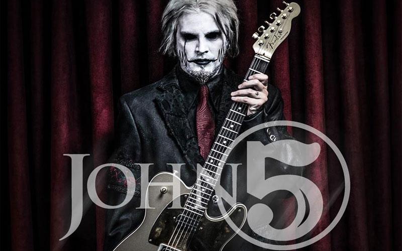 Лучшие рок группы - John 5