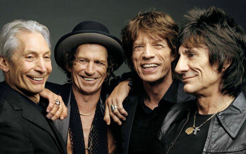 Лучшие рок группы - The Rolling Stones
