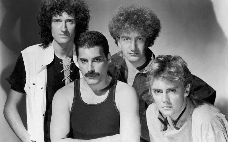 Лучшие рок группы - Queen