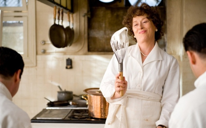 Джулии Джулия: готовим счастье по рецепту