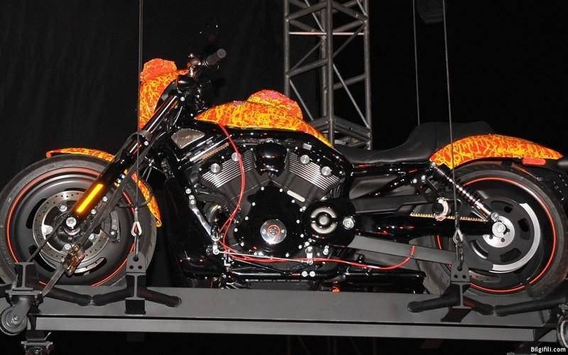 самые дорогие мотоциклы в мире - Harley Davidson Cosmic Starship