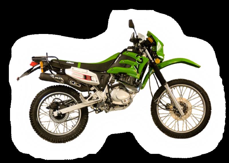 Самые дешевые мотоциклы — ТОП-10
