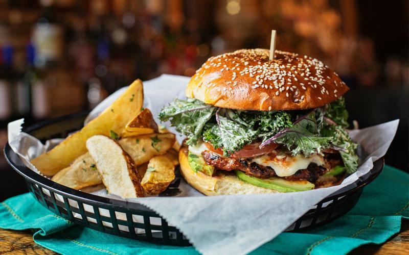Лучшие франшизы 2017 - Burger Club