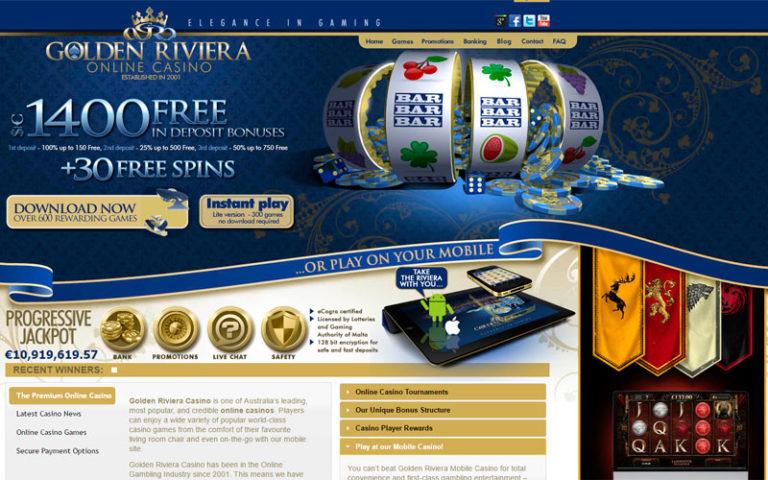 казино golden riviera выигранные за 1 час
