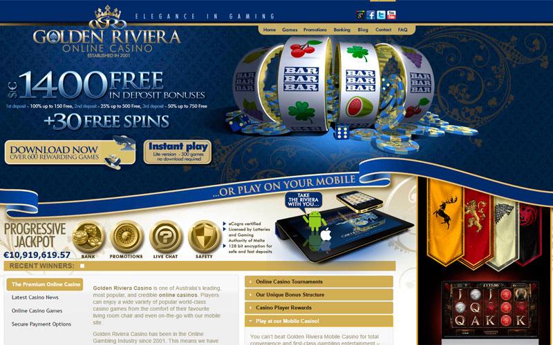 лучшие интернет казинои-иGolden Riviera
