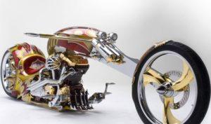 Самые дорогие мотоциклы в мире — ТОП-10