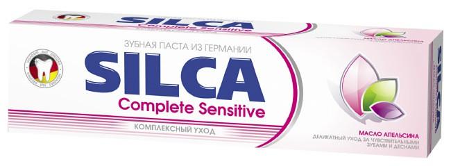 Лучшие зубные пасты - Silca