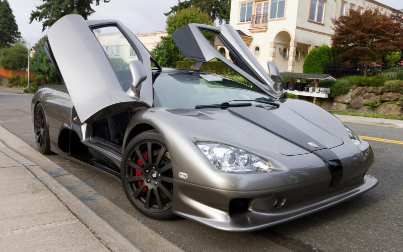 SSC Ultimate Aero XT Edition