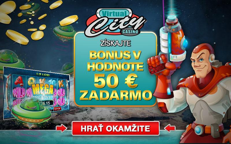 лучшие интернет казино - Virtual City Casino