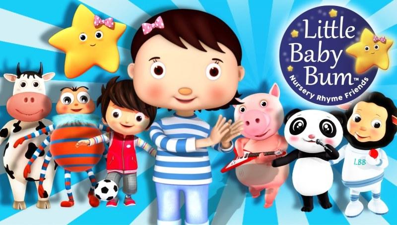 Лучшие каналы ютуба  - Little Baby Bum