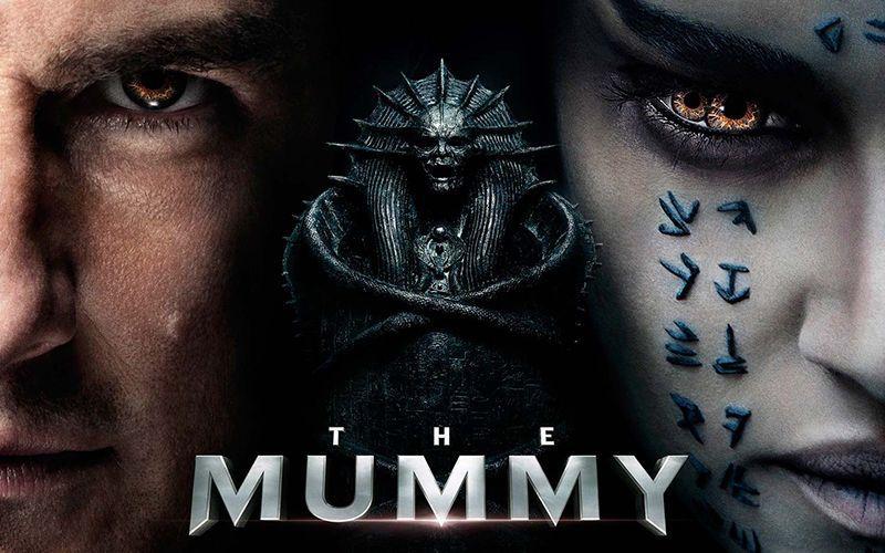 Новинки фильмов 2017 - Мумия