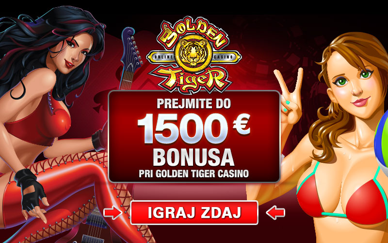 лучшие интернет казино - Golden Tiger Casino