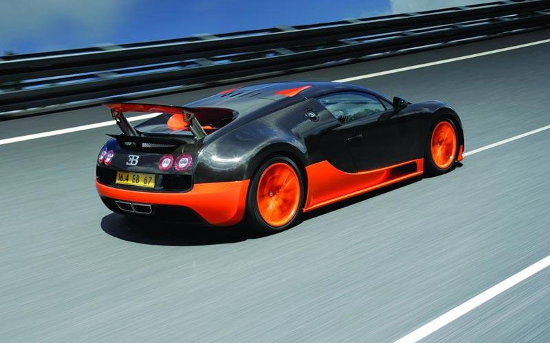 """Bugatti Veyron Super Sport""""World Record Edition"""""""